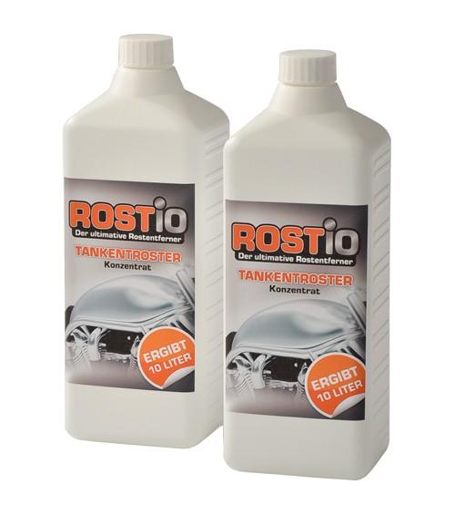 Rostio Tankentroster Set - 2 x 1 Liter Konzentrat