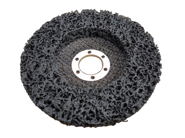 CSD Scheibe schwarz 115 mm für Winkelschleifer/Flex