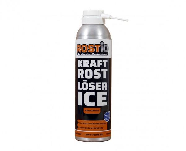 Rostio Kraft Rostlöser ICE Eis-Rostlöser Spray